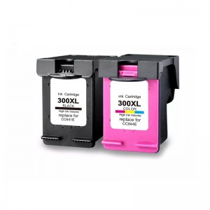 Tindikomplekt HP 300XL 4-värvi, analoog