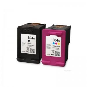 Tindikomplekt HP 304XL 4-värvi, analoog