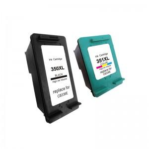Tindikomplekt HP 350XL + 351XL 4-värvi, analoog