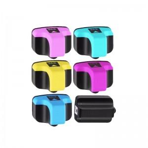 Tindikomplekt HP 363 6-värvi, analoog