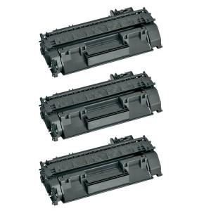 Tooner HP 05A / CE505A, Komplekt 3 tk, analoog