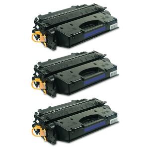 Tooner HP 05X / CE505X Komplekt 3 tk, analoog