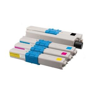 Tooner Oki C301 / 321 4497353 Komplekt, analoog