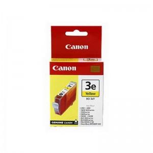 Tindikassett Canon BCI-3Y kollane