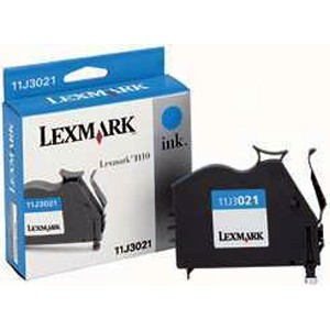 Lexmark 11J3021 Cyan Ink Cartridge