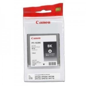 Canon Ink PFI-102 Black (0895B001)