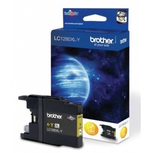 Brother Ink LC 1280XL Yellow 1,2k (LC1280XLY)
