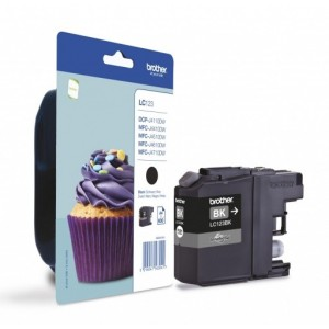 Brother Ink LC 123 Black (LC123BK)