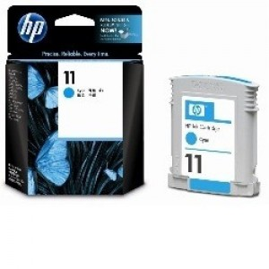 HP Ink No.11 Cyan (C4836AE)