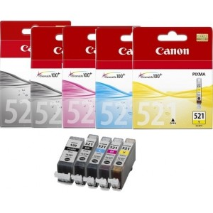 Canon Ink CLI-521 Cyan (2934B001)