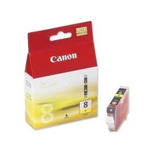 Canon Ink CLI-8 Yellow (0623B001)