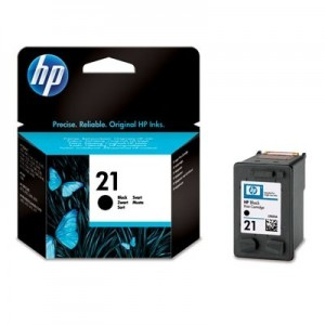 HP Ink No.21 Black (C9351AE)