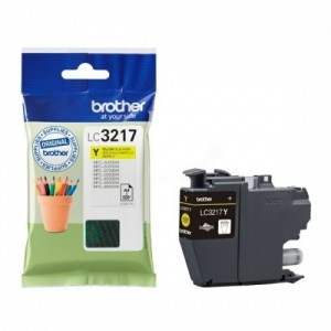 Brother Ink LC 3217 Yellow (LC3217Y)
