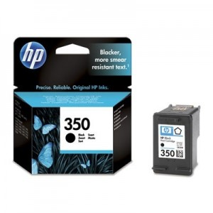 HP Ink No.350 Black (CB335EE)