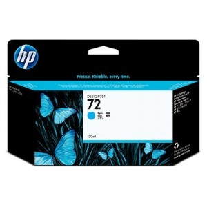 HP Ink No.72 Cyan (C9371A)