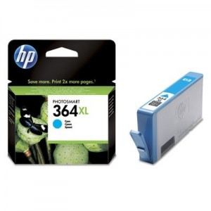 HP Ink No.364 XL Cyan (CB323EE)