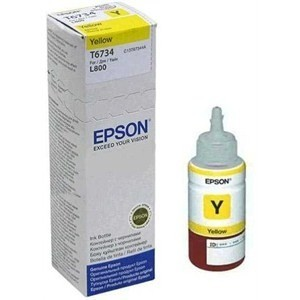 Epson Ink Yellow (C13T67344A)