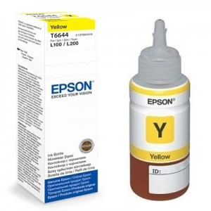 Epson Ink Yellow (C13T66444A)