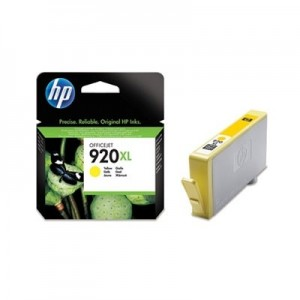 HP Ink No.920 XL Yellow (CD974AE)