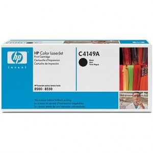 Hewlett-Packard C4149A Black