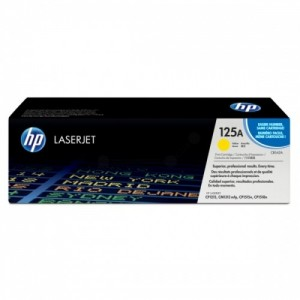 HP Cartridge No.125A Yellow (CB542A)