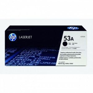 HP Cartridge No.53A Black (Q7553A)