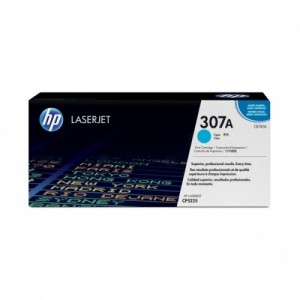 HP Cartridge No.307A Cyan (CE741A)