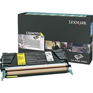 Lexmark Cartridge Yellow 5k (C5240YH)