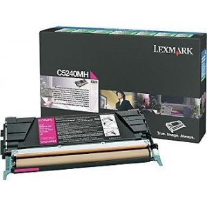 Lexmark Cartridge Magenta 5k (C5240MH)