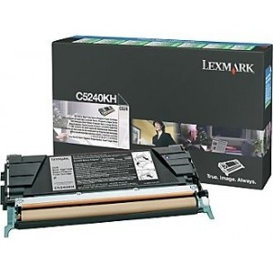 Lexmark Cartridge Black (C5240KH)