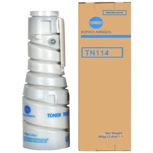 Konica-Minolta Toner TN-114 Black (8937784) 11k (106B8937-722)