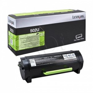 Lexmark Cartridge 502UE Black (50F2U0E)