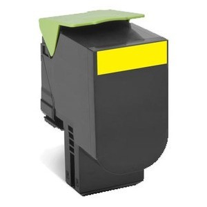 Lexmark Cartridge 702HY Yellow (70C2HY0) Return