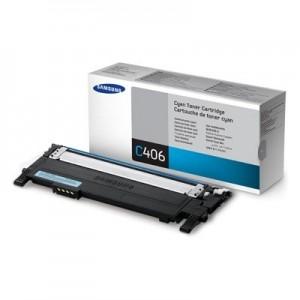 Samsung Cartridge Cyan (CLT-C406S/ELS)