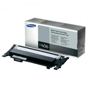 Samsung Cartridge Black (CLT-K406S/ELS)