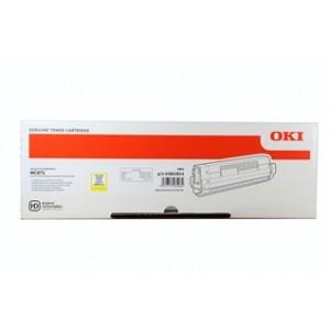 Oki Toner MC873 Yellow 10k (45862814)